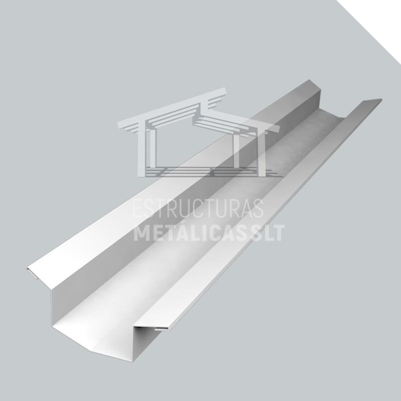 canalon-central-accesorios metalicos para construccion de naves industriales