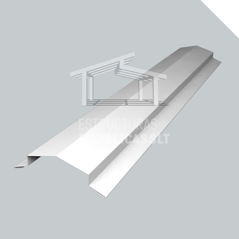caballete-accesorios metalicos para construccion de naves industriales