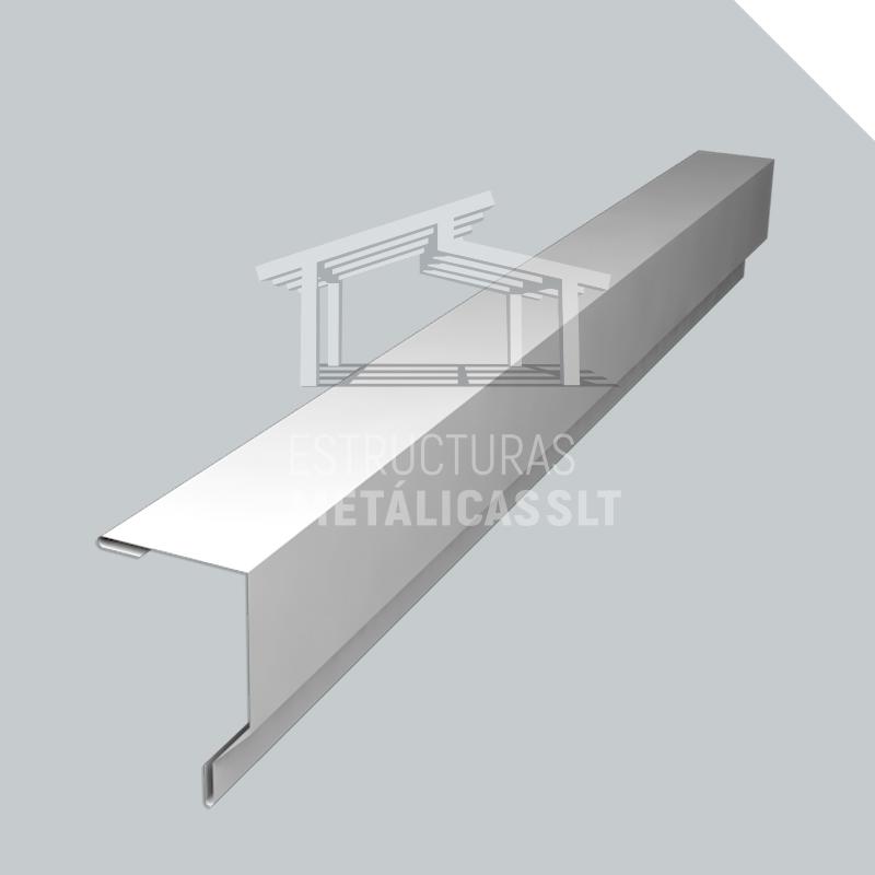 remate-gotero-accesorios metalicos para construccion en mexico 2021