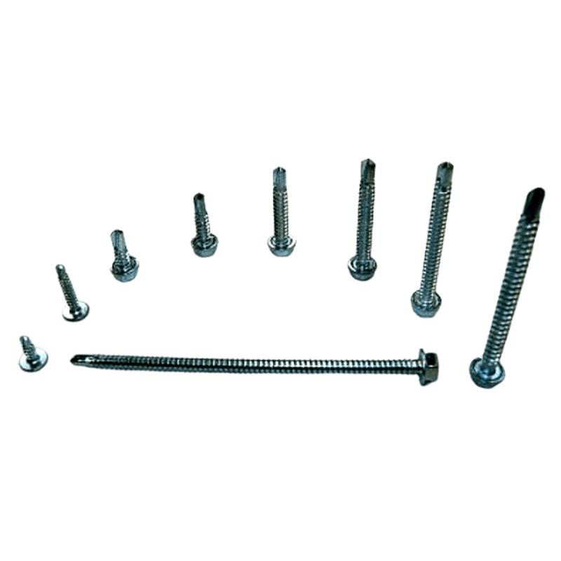 pija-galvanizada-autotaladrante-punta-de-broca-accesorios-para-construccion